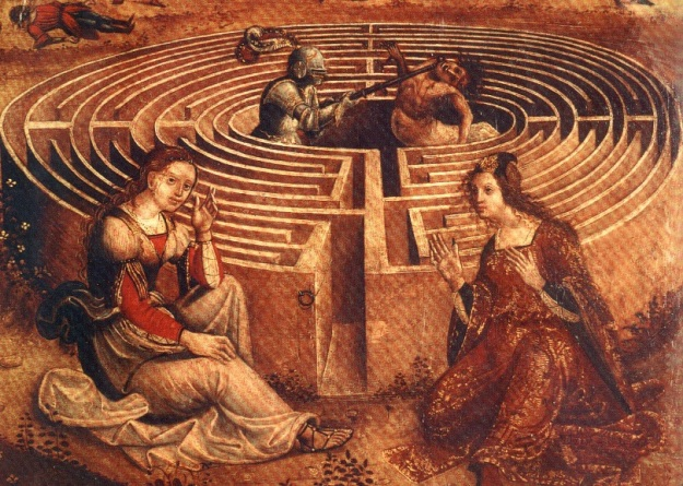 the-labyrinth-of-the-minotaur