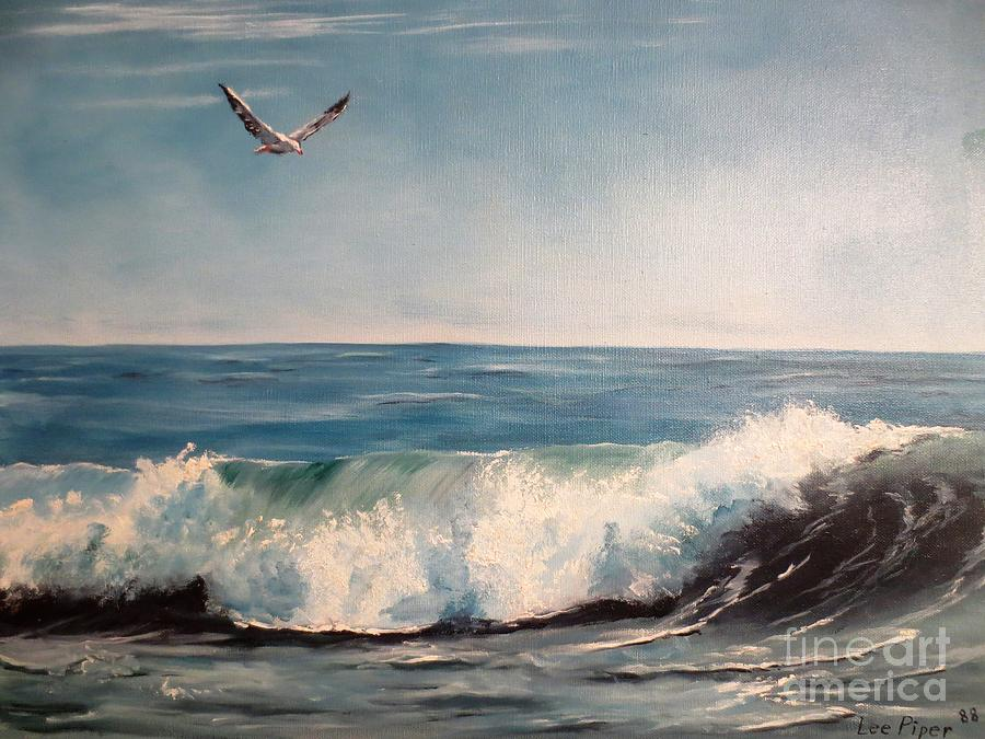 seagull-with-wave-lee-piper