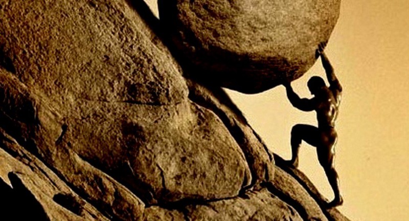 Would Camus' Sisyphus want Basic Income? — Musing Mind